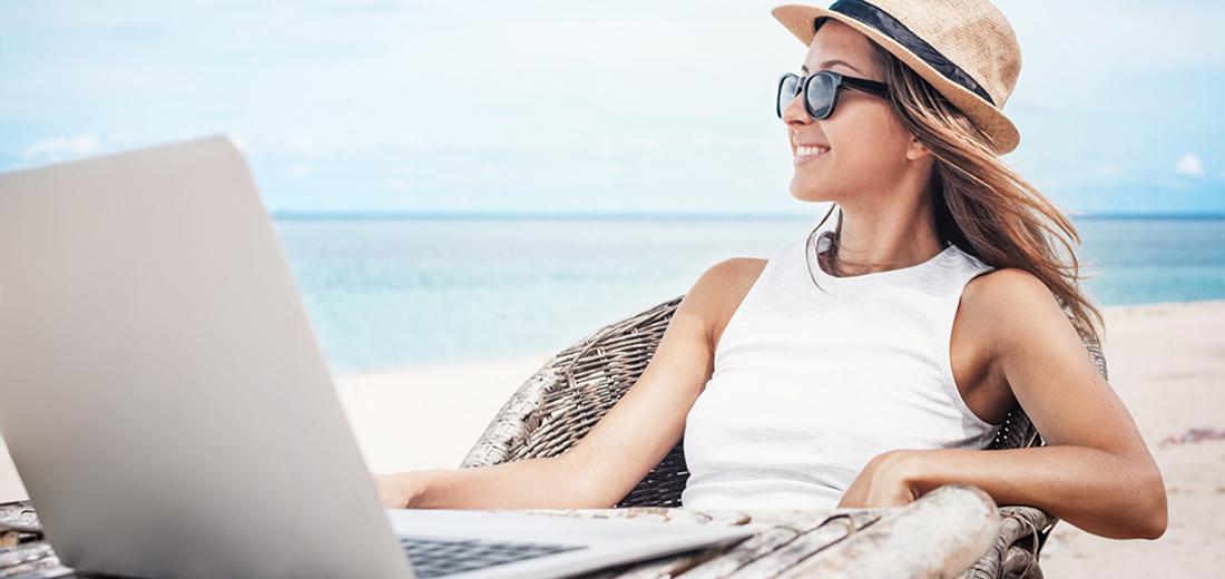 Consejos de ciberseguridad para unas vacaciones tranquilas