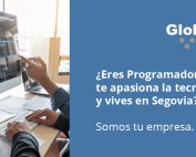 Empleo Programador Web en Segovia